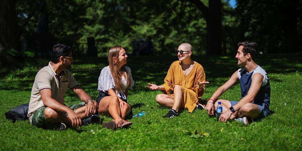 Mentorprogram for masterstudenter med flerkulturell bakgrunn