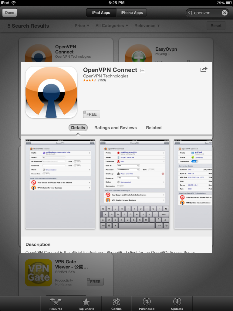 VPN-tilkobling for Android og iOS | Tilgang utenfra | IT og