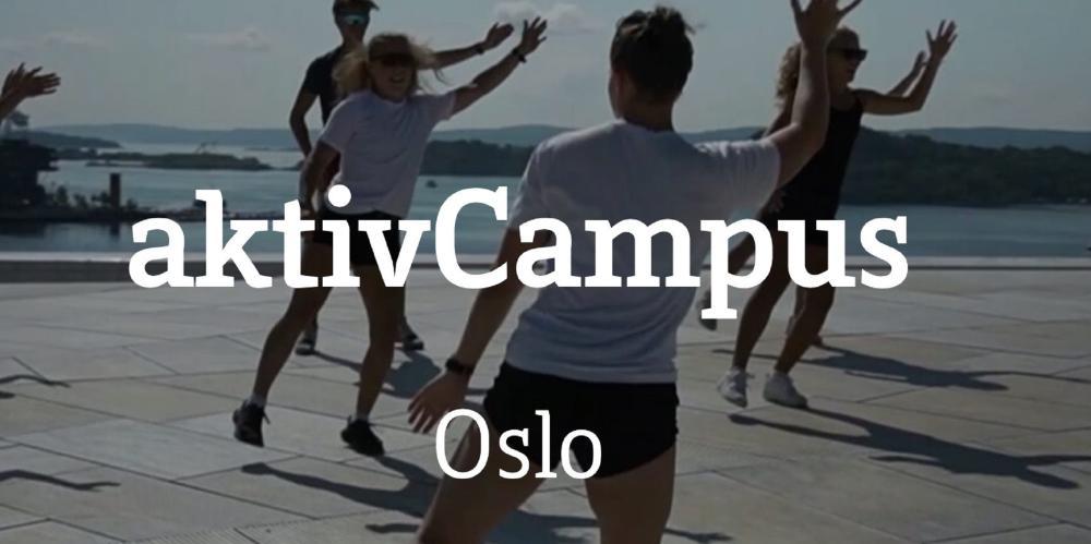 aktivCampus på OsloMet