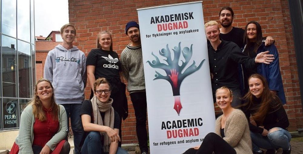 Studentassistenter til Akademisk dugnad