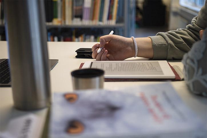 Skrivende student